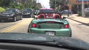 stanced honda chasing stanced honda s2000 youtube