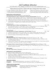 chemical engineer resume examples chemistry resume format resume qa qc resume
