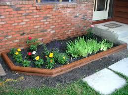 garden bed border ideas vegetable garden bed edging ideas
