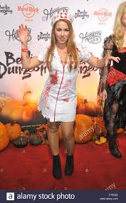 Halloween Costumes Germany Celebrities Attending Halloween Party Scary Costumes