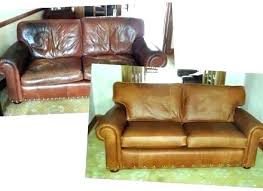 Recovering Leather Sofa Reupholster Leather Sofa With Fabric Corsi Club