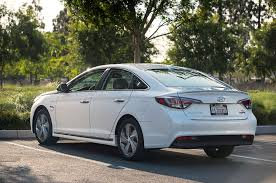 2015 hyundai sonata hybrid mpg 2016 hyundai sonata hybrid and phev review