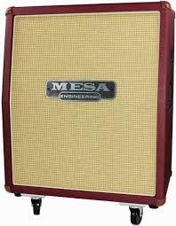 Mesa Boogie 2x12 Rectifier Cabinet Review Mesa Boogie 2x12 Recto Vertical Slant Cab British Cabernet