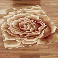 flower area rugs rose floral splendor area rugs