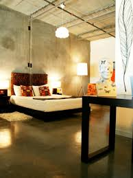 Paint Concrete Floor Ideas by Concrete Bedroom Floor Ideas Inspirations Including Top White