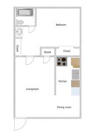 500 Square Feet Floor Plan Floor Plans U2014 Grandview Apartments