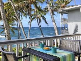 The Beach House Poipu by Poipu Palms 201 Newly Renovated With Oce Vrbo