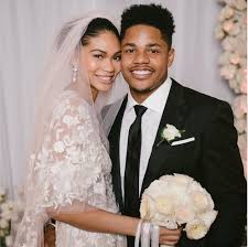 chanel si e social just married chanel iman sterling shepard tie the knot are they