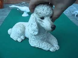 sandicast brue large poodle sculpture ornament