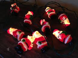 String Christmas Tree Lights by Retro Christmas Lights Christmas Lights Decoration