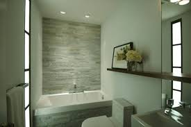 Bathroom Border Ideas by Contemporary Master Bathroom Ideas White Finish Stained Wooden
