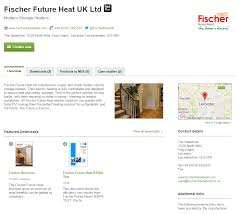 riba product selector features fischer heat fischer future heat