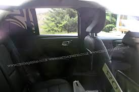 volvo co volvo xc40 suv spied first peek at new crossover u0027s interior by