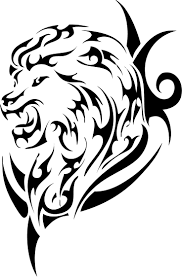 17 best leo tribal tattoo designs images on pinterest draw