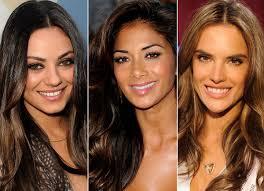 light olive skin tone hair color best hair color for olive skin tone dark brown eyes brunette red