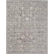 laurel foundry modern farmhouse hannah gray area rug u0026 reviews