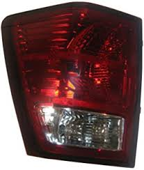 2002 jeep grand cherokee tail light amazon com jeep grand cherokee tail light right passenger side to