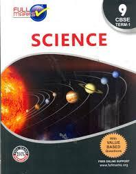 full marks science class 9 term 1 u0026 2 buy full marks science