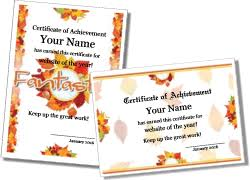 certificate templates certificates for teachers to print