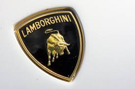 car lamborghini logo a load of bulls a potted history of lamborghini names by car magazine
