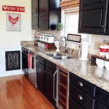 paint stained kitchen cabinets 10 painted kitchen cabinet ideas