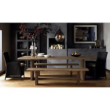 Crate And Barrel Dining Room Sets Kitchen Table Sets Crate And Barrel New Dakota 99 Dining Table