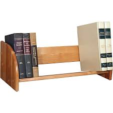 sturdy bookcase for heavy books heavy duty wood tabletop book rack demco com