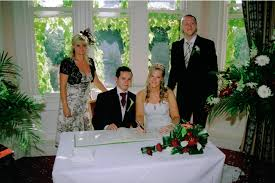 where do register for weddings civil ceremony