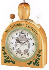 amazon com citizen my neighbor totoro rhythm clock r455n