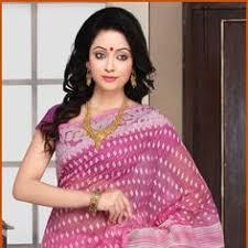 dhakai jamdani saree online yellow cotton dhakai jamdani handloom saree with blouse online