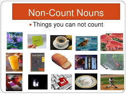 Exercises Count And Non Count Nouns Count And Non Count Nouns