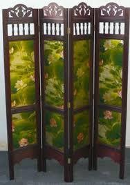 Venetian Room Divider Oriental Furniture Simple Louvered Door Room Divider 5 5 Feet