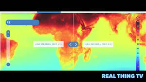 World Temperature Map October by Scorched Earth In 2100 Interactive Nasa Map Reveals How Climate