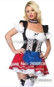 Maid Halloween Costume Wholesale Wholesale French Maid Costumes Cosplay Dress