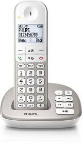 cordless phone with answering machine xl4951s 05 philips