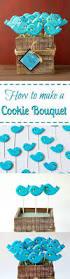 halloween cookie delivery cookie bouquet diy tips the bearfoot baker