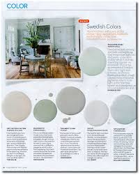12 interior designers pick their favorite swedish paint colors