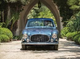 ferrari coupe classic rm sotheby u0027s 1952 ferrari 212 europa coupe by pinin farina