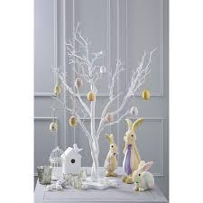 twig display wish tree 76cm white decorative festive wedding