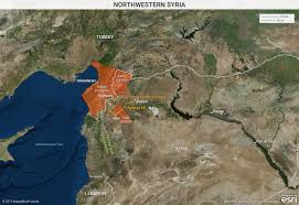 Map Of Syria And Turkey by Why Turkey Can U0027t Stay Out Of Syria Geopolitical Futures