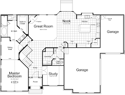 One Level Home Floor Plans Messina Ivory Homes Floor Plan Main Level Ivory Homes Floor
