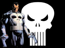the military skull art inspired by the punisher nothing but comics