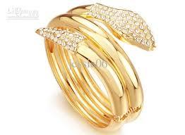 bracelet gold women images 2018 women elegant 18k gold plated bracelet gold gp bracelets jpg