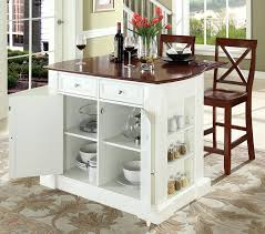 kitchen island with bar top buy breakfast bar top kitchen island with cherry x back stools