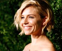 whatbhair texture does sienna miller have sienna miller s short hair december 2014 popsugar beauty australia