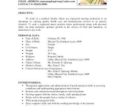 nursing skills resume sle nurse tutor cover letter division classification essay topics fire