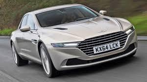 aston martin 4 door cars 2016 lagonda taraf by aston martin the world u0027s first million