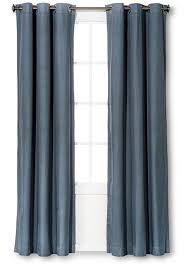 Eclipse Fresno Blackout Curtains by Amazon Com Eclipse Windsor Light Blocking Panel 42x84 Blue Gray