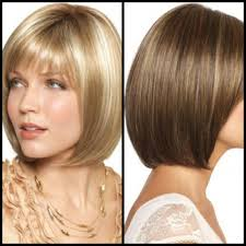 delicate bob hairstyle with bangs 2013 trendy mods com