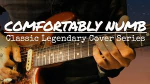 Led Zeppelin Comfortably Numb Pink Floyd Comfortably Numb Solo Classic Legendary Guitar